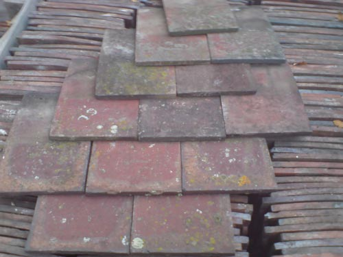 Acme Century Reclaimed Clay Roof Tiles
