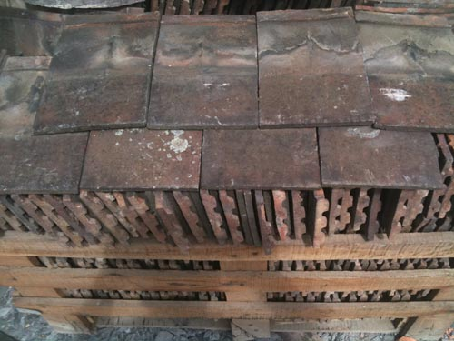 Coalport Brosely Reclaimed Roof Tile