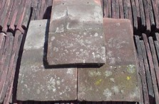 Handmade Roof Tiles Reclaimed