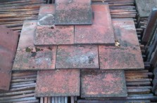 Reclaimed Acme Roofing Tiles
