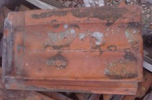 Reclaimed French Roof Tile