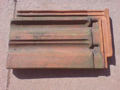 Reclaimed Marseilles Roof Tiles