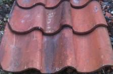Reclaimed Norfolk Pan Tiles Terracotta