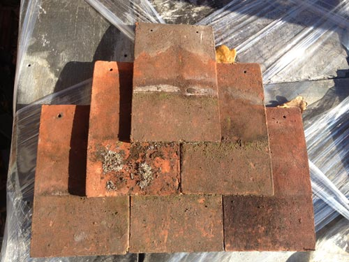 Roof Tile Samples